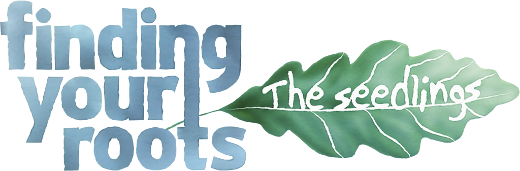 Finding Your Roots - The Seedlings Logo